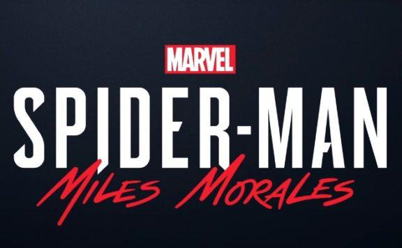 Logo Spider-Man Miles Morales