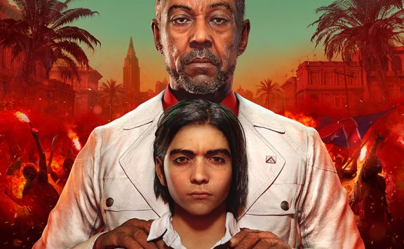 Anton Castillo et son fils dans Far Cry 6