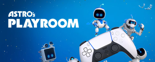 Jeu de lancement de la PlayStation 5 Astro's PlayRoom