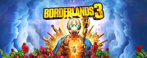 Jeu de lancement de la PlayStation 5 Borderlands 3