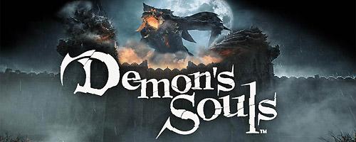 Jeu de lancement de la PlayStation 5 Demon's Souls