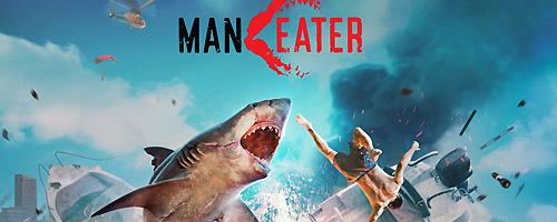 Jeu de lancement de la PlayStation 5 ManEater
