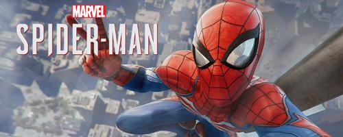 Jeu de lancement de la PlayStation 5 Spider-Man