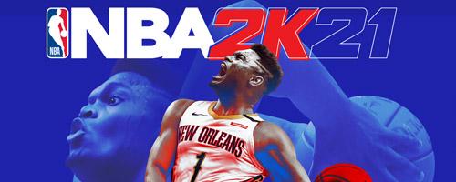 Jeu de lancement de la PlayStation 5 NBA 2k21