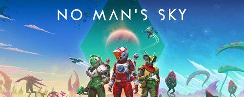 Jeu de lancement de la PlayStation 5 No Man's Sky