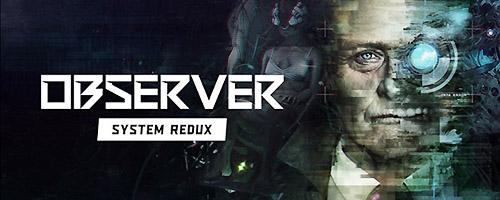 Jeu de lancement de la PlayStation 5 Oberver System Redux